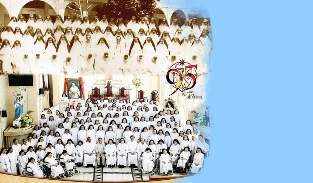 Fondatrice d'une congrégation de sœurs dominicaines aux Philippines sur le chemin de la béatification.