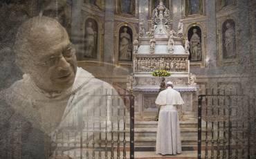 En agradecimiento por la carta del Papa Francisco Prædicator Gratiæ
