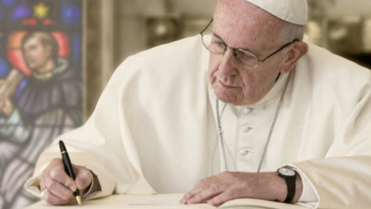 Prædicator Gratiæ: Lettre du Saint Père au Maître de l'Ordre des Prêcheurs pour le 8ème Centenaire de la mort de Saint Dominique de Caleruega