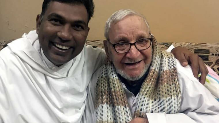Brother Aldino Amato, OP:  A Visionary with a Mission