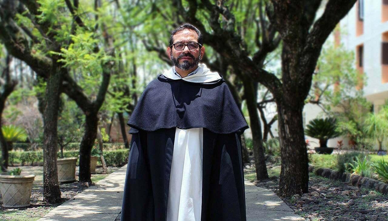 Frère Luis Javier Rubio