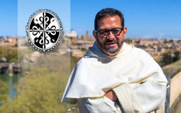 New Prior Provincial of the Province of St. James of Mexico