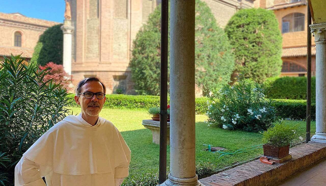 Le frère Daniele Drago, OP, a été élu Prieur provincial lors du Chapitre de la Province de Saint Dominique en Italie
