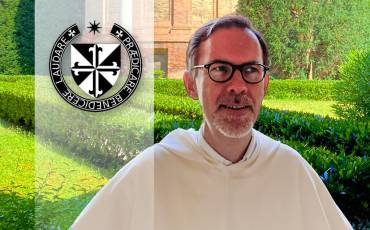 Nuevo Prior Provincial de la Provincia de Santo Domingo en Italia