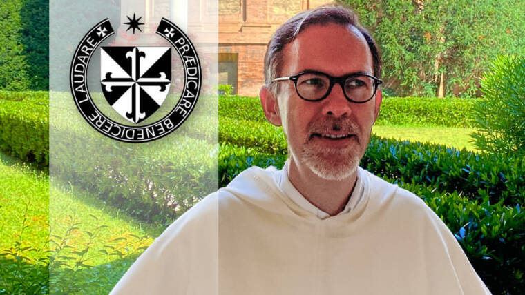 New Prior Provincial of the Province of St. Dominic in Italy