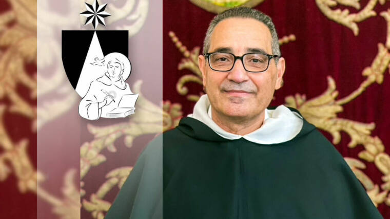 New Prior Provincial of the Province of St. Thomas Aquinas in Italy