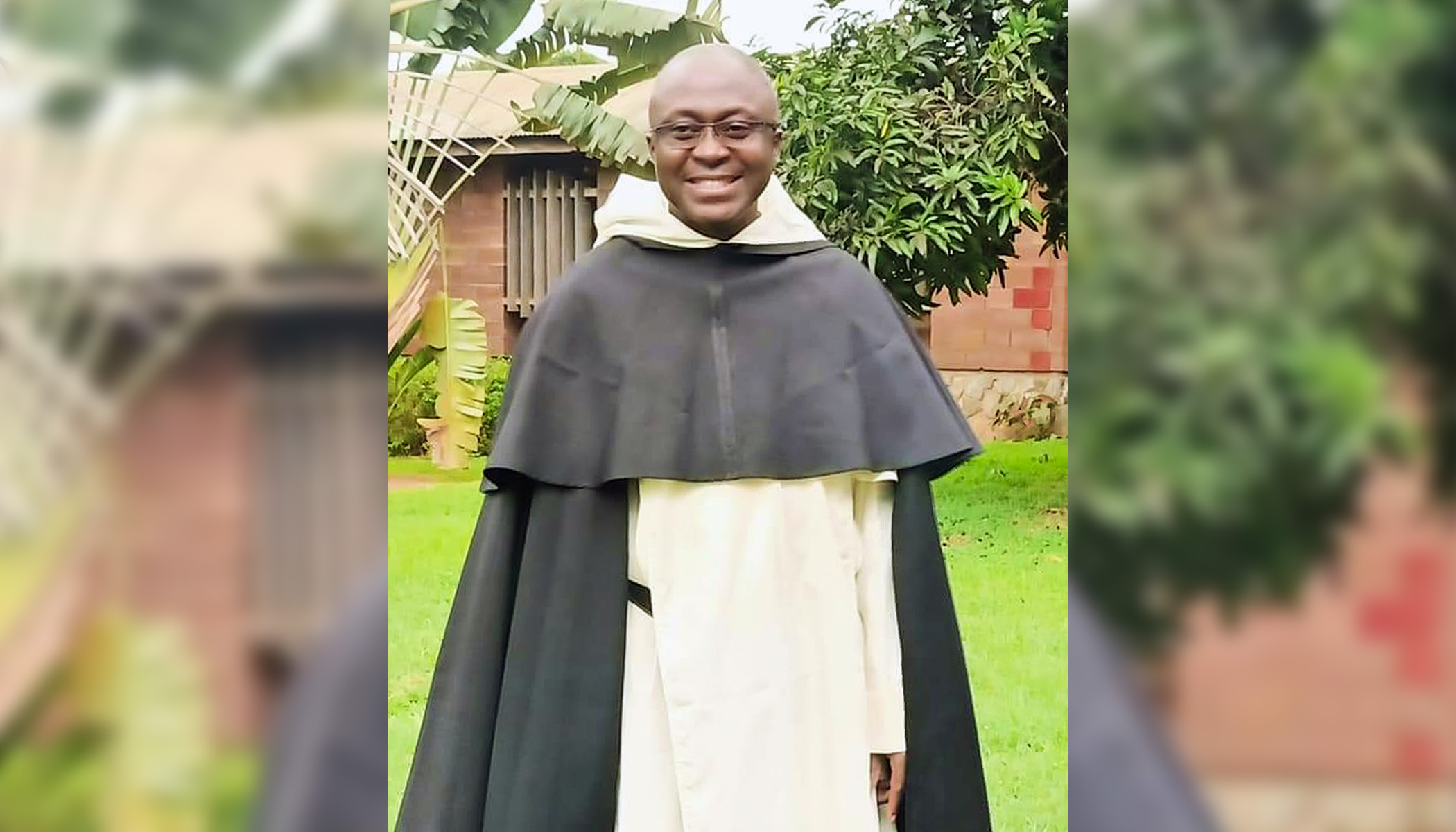 Brother Modestus Ngwu, OP, Prior Provincial of the Province of St. Joseph the Worker, Nigeria and Ghana held at the Priory of St. Thomas Aquinas in Ibadan, Nigeria.