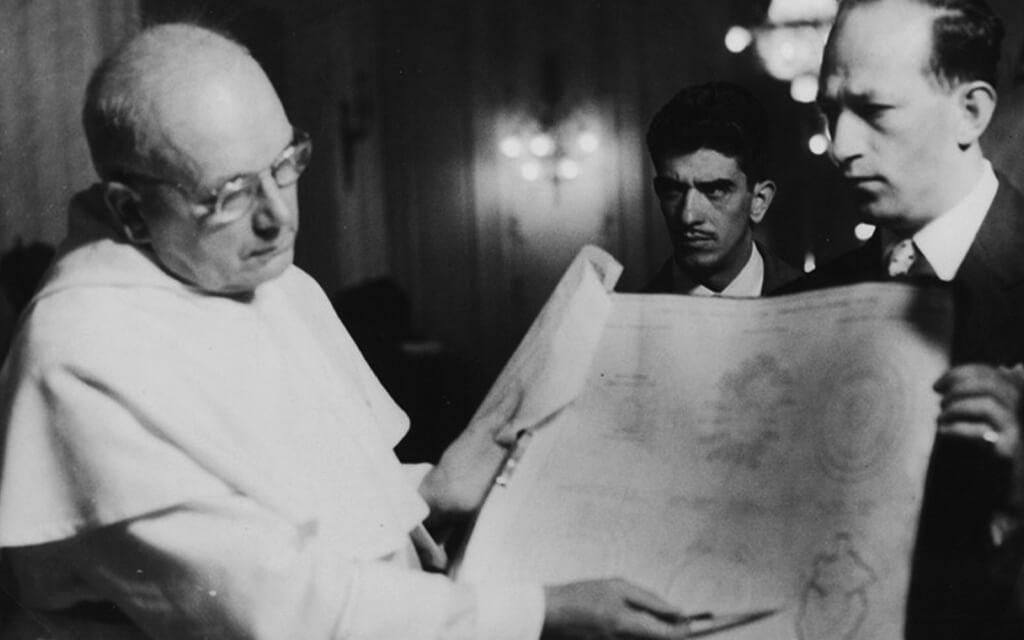 À Table avec saint Dominique et Louis Joseph Lebret
