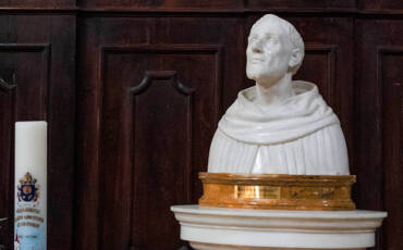 Dies Natalis, Homily of the Master of the Order