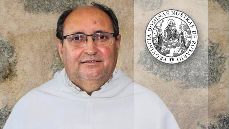 New Prior Provincial of the Province of Our Lady of the Rosary