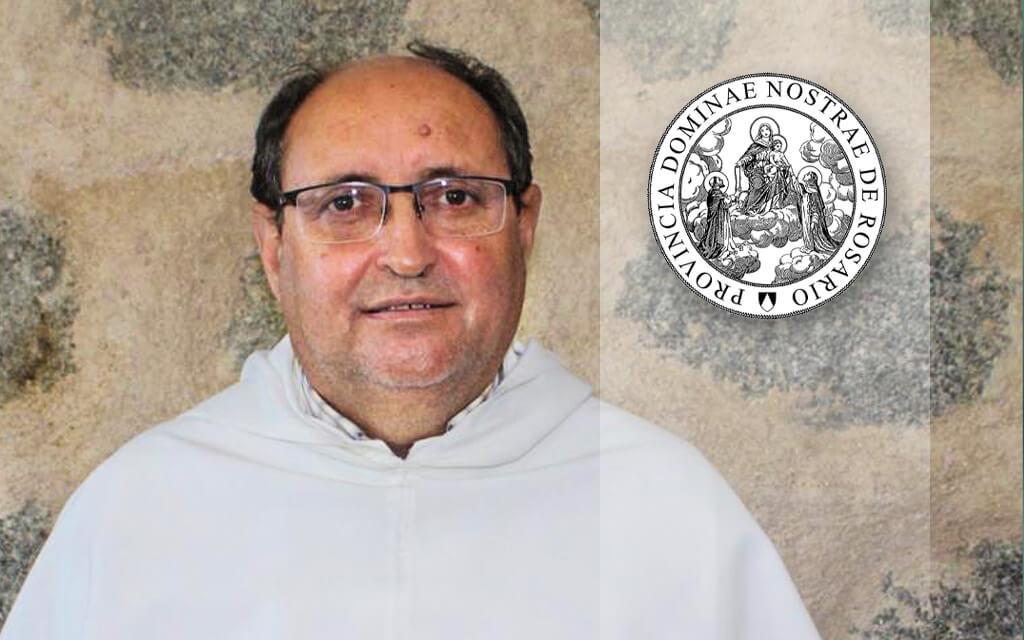 Nouveau Prieur provincial de la Province de Notre Dame du Rosaire