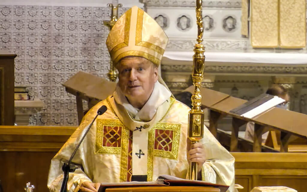 Homélie de l'Archevêque  Anthony Fisher pour le Jubilé de Saint Dominique