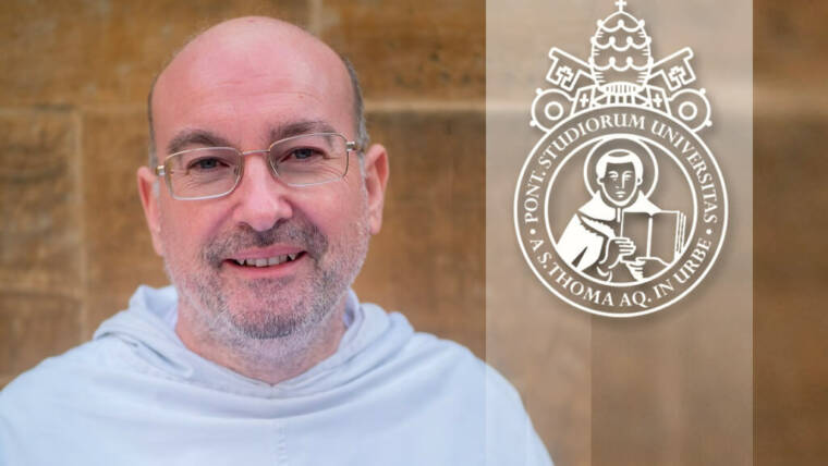 Pope Francis Appoints Brother Simon Francis Gaine, OP, as Member of the International Theological Commission