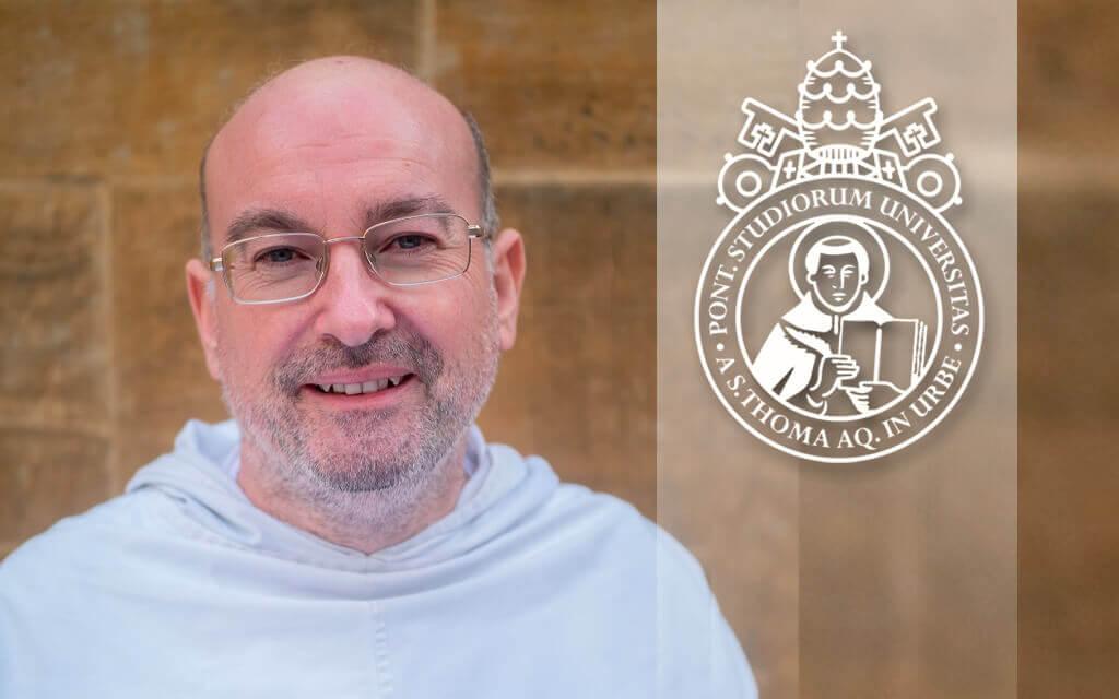 Le pape François nomme frère Simon Francis Gaine, OP, membre de la Commission théologique internationale