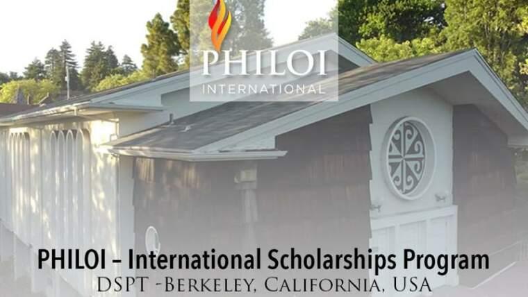PHILOI – INTERNATIONAL SCHOLARSHIPS PROGRAM