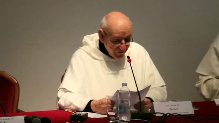 St. Thomas Aquinas: A Peaceful Life of Controversies (Fr. Walter Senner, O.P.)