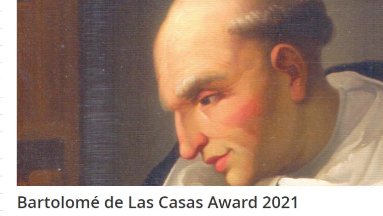 Bartolomé de Las Casas Award 2021