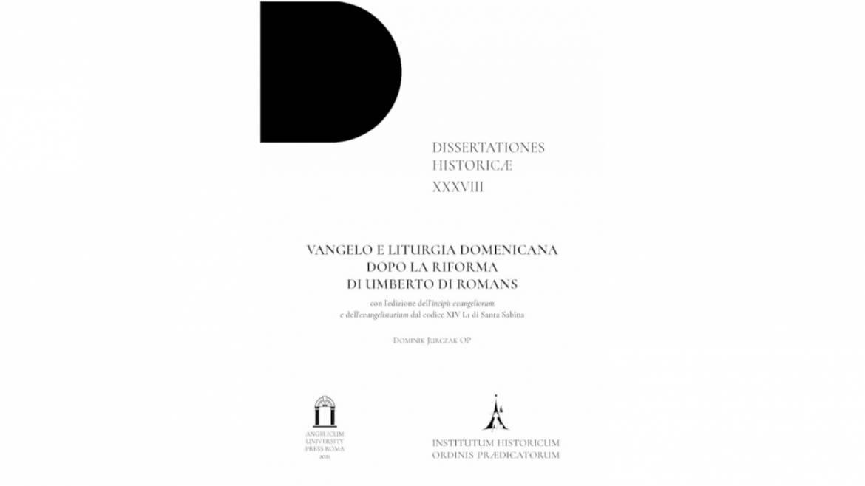 VANGELO E LITURGIA DOMENICANA DOPO LA RIFORMA DI UMBERTO DI ROMANS